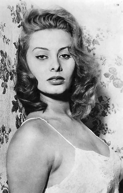 Hope You All Enjoy Sophia Loren In Pictures Cheers