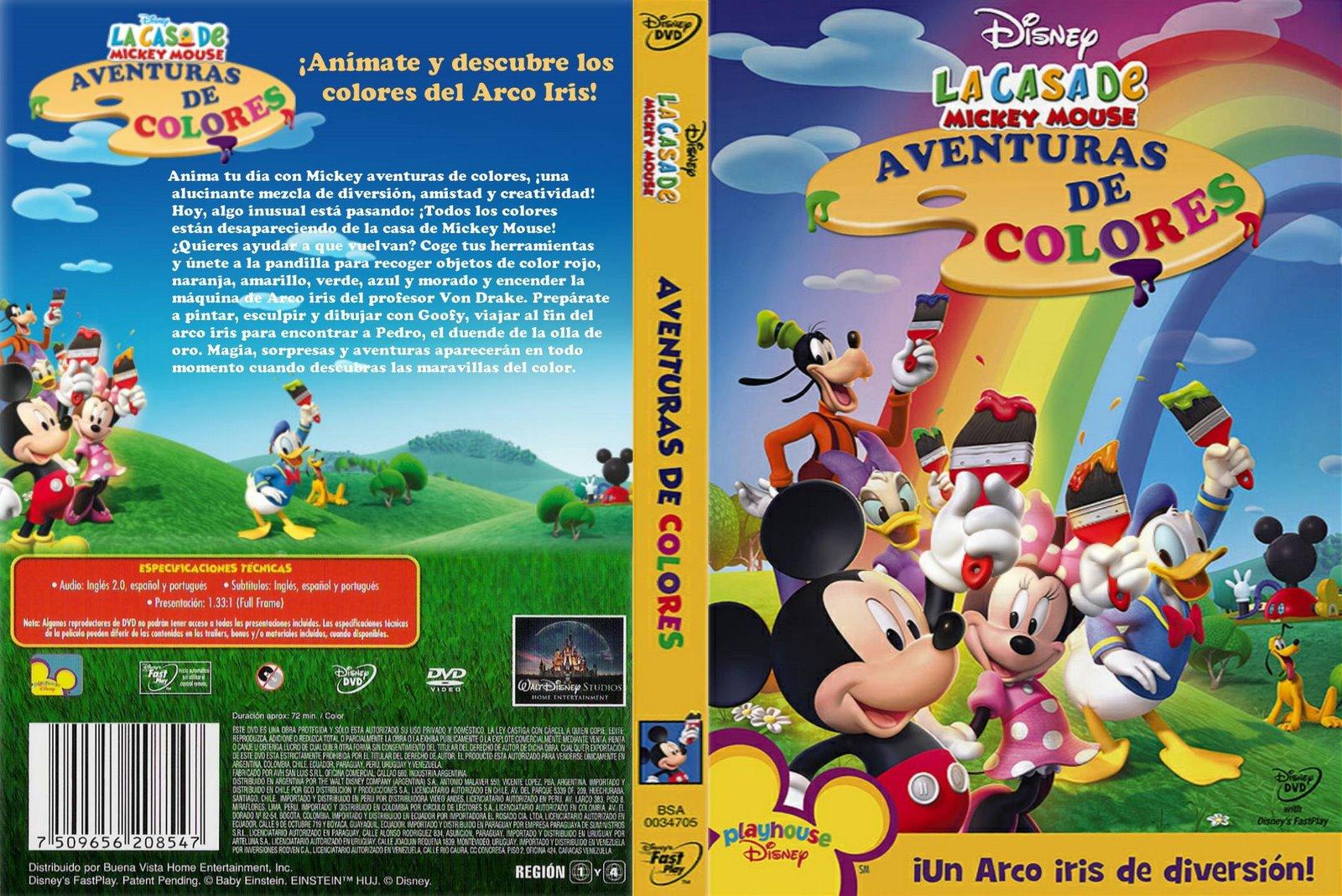 La_Casa_De_Mickey_Mouse_-_Aventuras_De_Colores_-_Custom_por_lolocapri