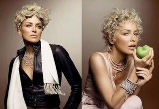 Sharon enthralls Damiani's latest diamond jewelry