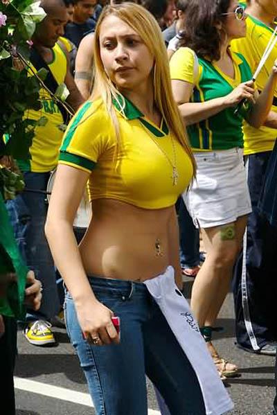 hot brazilian girls: