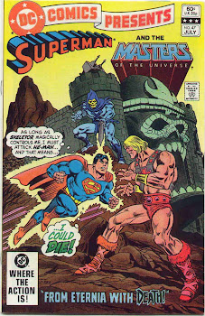He-Man y Superman en DC