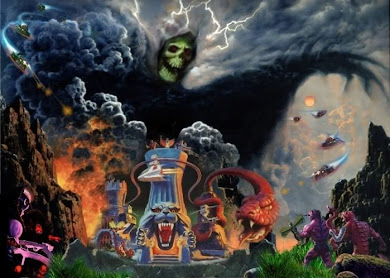 SKeletor la amenaza sobre Eternia