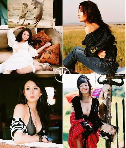 Leah Dizon Heaven - Hot Girls Wallpaper