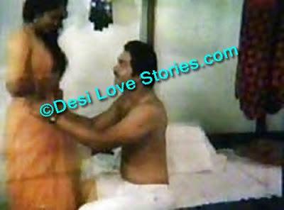 Lovable Desi Maid Radha