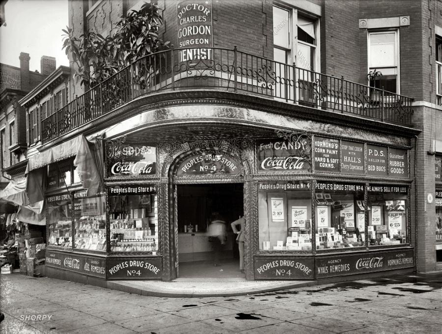 People S Drug Store 1150 Seventh Street N W Vintage