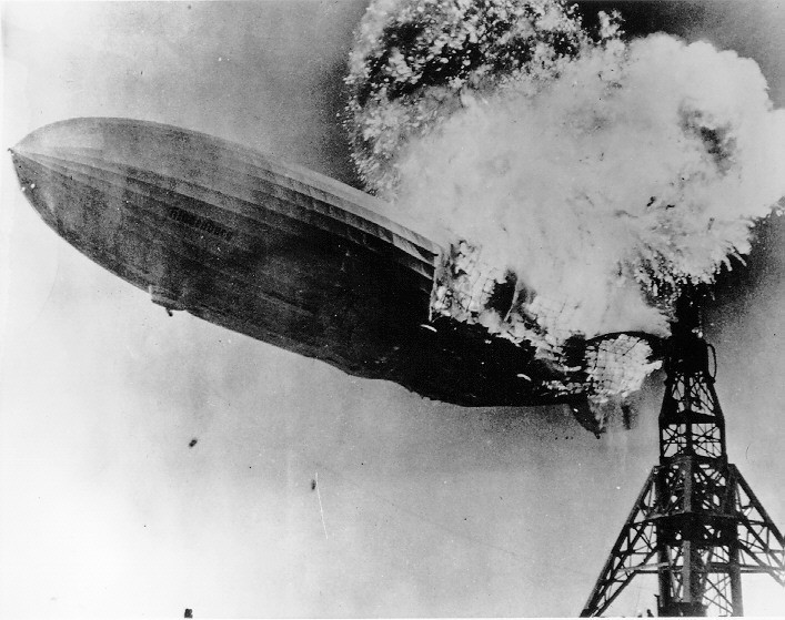 the cause of the hindenburg disaster Hindenburg disaster: real zeppelin explosion footage (1937) | british  and  root causes – and won't stop at the physical or chemical cause.