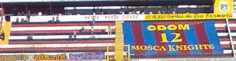 Mosca Knights no José Arcanjo