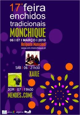 17ª feira enchidos tradicionais Monchique (clique para saber mais)