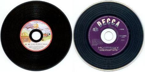 UHF - Os Anos Valentim de Carvalho / Morrissey - Greatest Hits