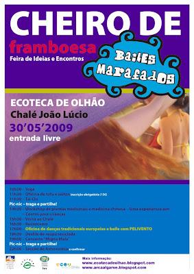 CHEIRO DE FRAMBOESA - BAILES MARAFADOS (clique para ampliar)