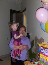 Mamma Eastin with Danielle