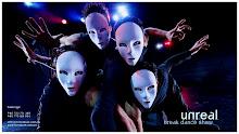 break dance show / unreal