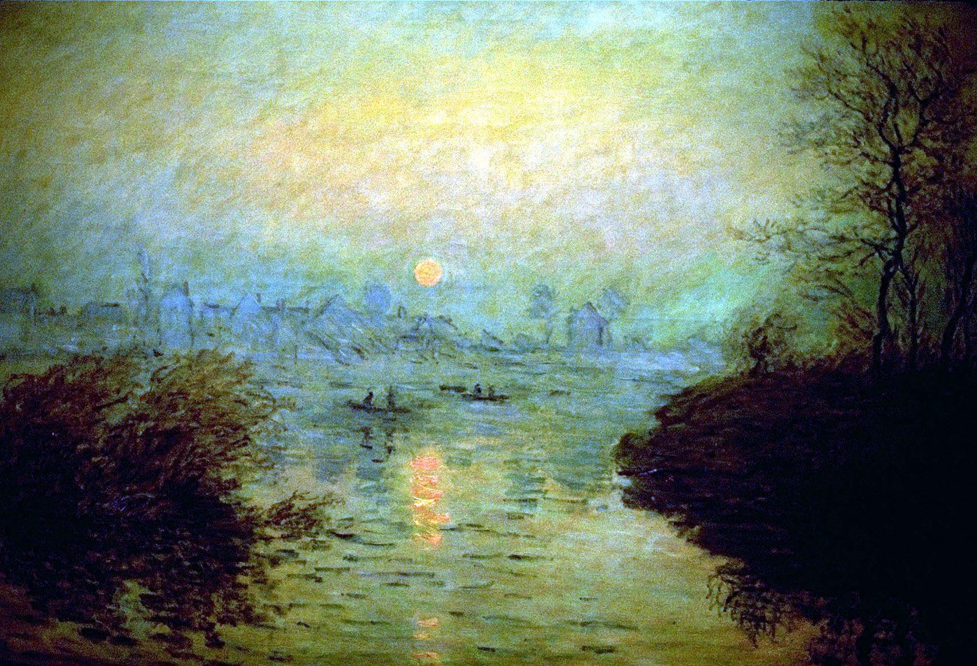 Shelley's Art Musings – Claude Monet