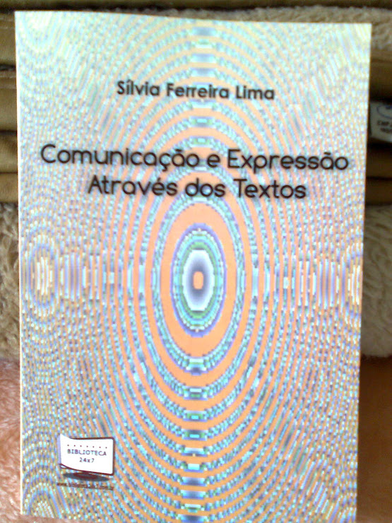 Livro de Comunicação e Expressão através dos textos