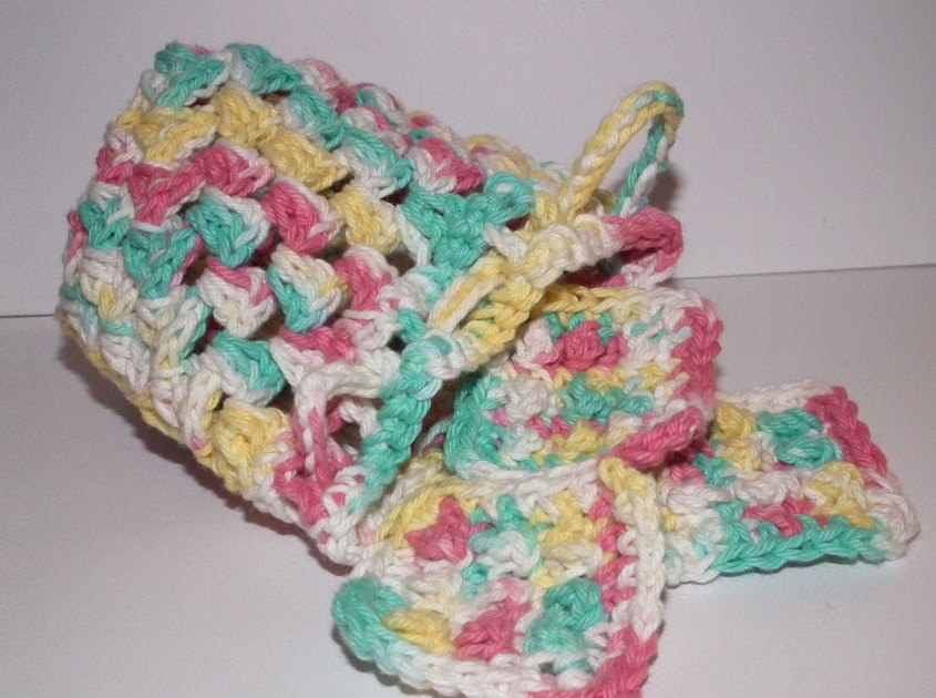 Free Crochet Patterns For Makeup Bags : Dont Eat the Paste: Crochet Pattern- Eco Friendly Makeup ...