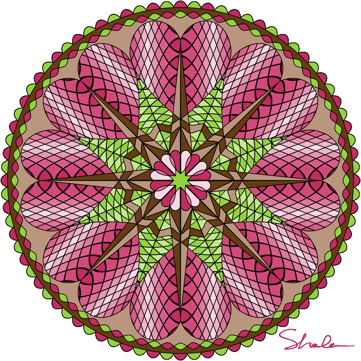 don u0027t eat the paste valentine mandalas coloring pages