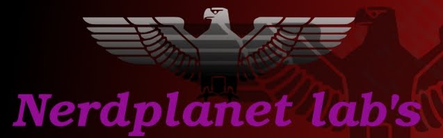Nerdplanet's Blog