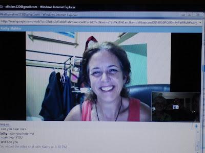 Day 30 - Kathy Mahler, El Salvador (via Arlington, Texas)