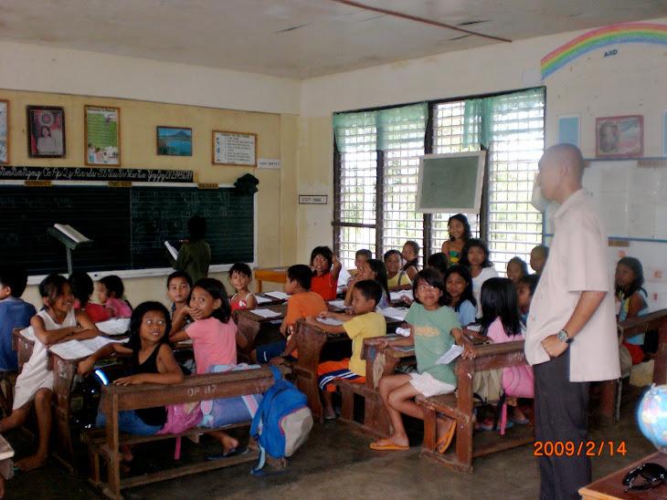 Classroom Setting in 2009