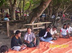 inagurasi IPMMTB-Sulut di Pante Manggatasik Malalayang Manado pada Tahun 2007