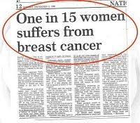 Kanser Payu Dara Ancaman Bagi Wanita Seluruh Dunia