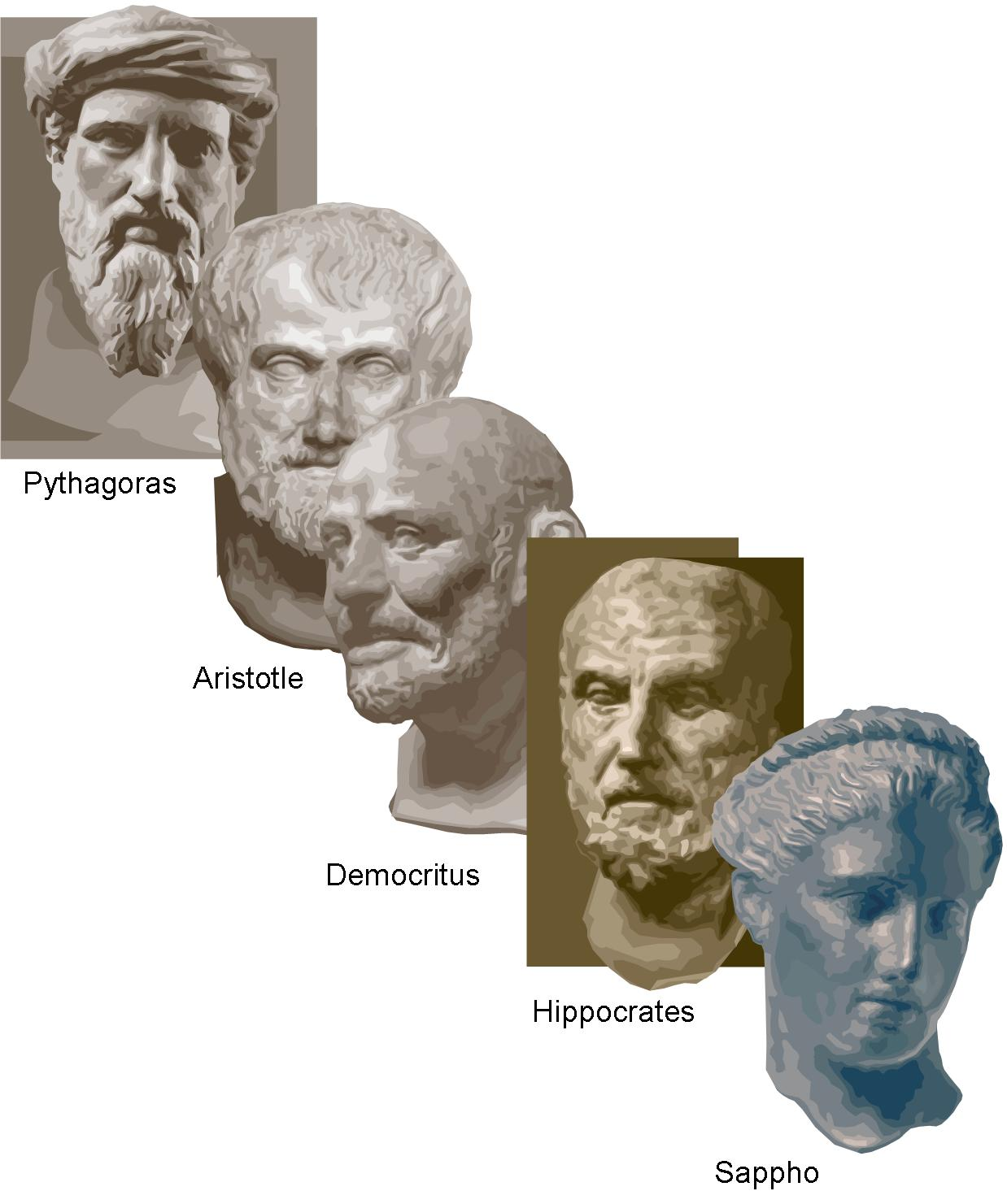 And a quick &quot;Know your Famous <b>Greeks</b>&quot; lesson: