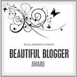 PREMIO BEAUTIFUL BLOGGER