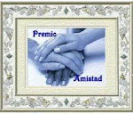 PREMIO AMISTAD