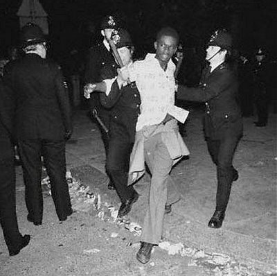 notting hill race riots 1958 essay In nottingham and notting hill, london in the summer of 1958,  about race in brixton we called the riots an  nottingham and notting hill riots.