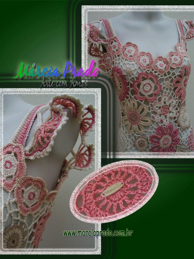 Vestido Floral Rosa Antigo & Nude
