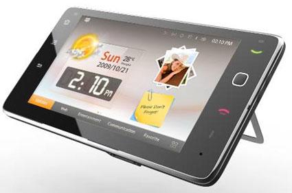 Huawei S7. Ipad
