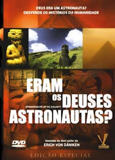 Filme poster Eram Os Deuses Astronautas? [1972] DVDRip Dublado