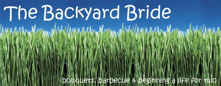The Backyard Bride