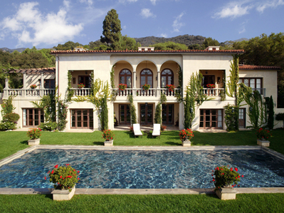 How much do you think building this mansion will cost me Italian country home plans