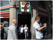 7-Eleven a Kopenhaghen