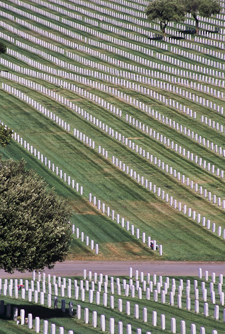 Golden Gate National Cemetery: Colma, California