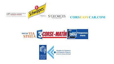 partenaires Corse Corsica Classic