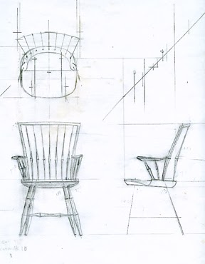 Peter Galbert Chair Notes Windsor Chairs