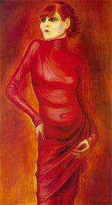 Anita Berber by Otto Dix