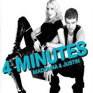Justin Timberlake Featuring on Madonna Feat Justin Timberlake   4 Minutes