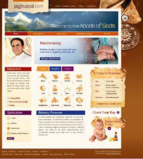 Image of Jagjit Uppal Website
