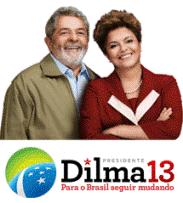 Para o Brasil seguir mudando, no dia 31 de outubro vote: