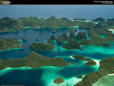 archipelago raja ampat