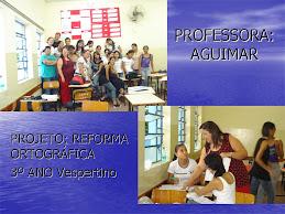 Projeto: Reforma ortográfica