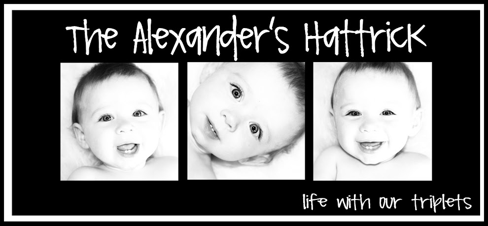 The Alexander&#39;s Hat Trick