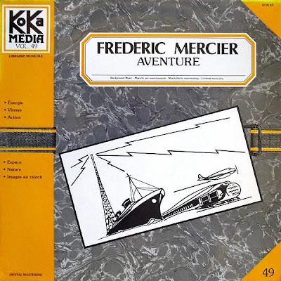FRÉDÉRIC MERCIER – (1986) AVENTURE
