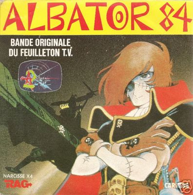 ALEC R COSTANDINOS (WITH FRANCK OLIVIER) – (1984) ALBATOR