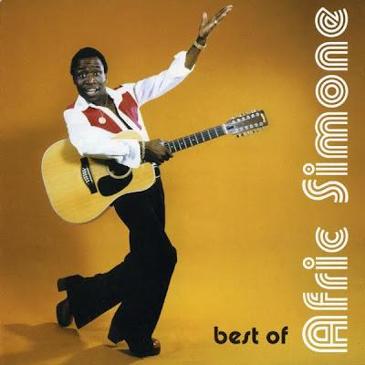 AFRIC SIMONE – (2000) BEST OF AFRIC SIMONE