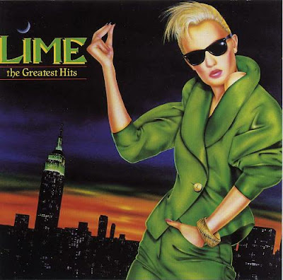 LIME – (1994) GREATEST HITS