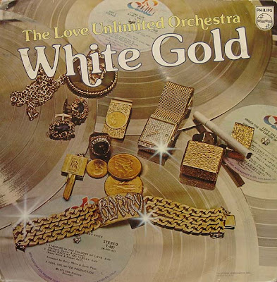 LOVE UNLIMITED ORCHESTRA, THE* - (1974) WHITE GOLD